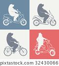 logo, biker, travel 32430066