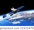 Earth observation satellite 2 32433479