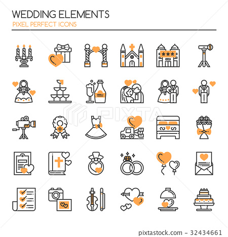 Wedding Elements   32434661