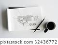 Braunstorming Teamwork sharing Sketch Design 32436772