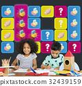 Blocks Toy Bricks Rugby Secret Question Matching 32439159