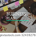 business, goal, graphic 32439276
