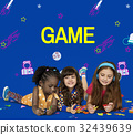 Imagination galaxy playing and learning 32439639