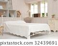 상쾌한 침실 32439691
