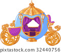 Fairy Tale Carriage 32440756