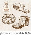 bakery vector wheat 32445870