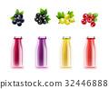 漿果 果汁 一組 32446888