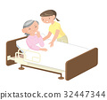 nursing, aged, elderly 32447344