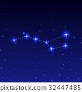 Constellation Big Dipper 32447485