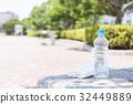 ขวดพลาสติก,น้ำ,ดื่ม 32449889