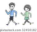 워킹, 걷기, 트레이닝 32450182