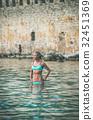 女人 女性 游泳 32451369