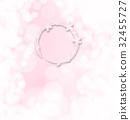 วงกลมต้นไม้เชอร์รี่ (วัสดุพื้นหลัง) _ แวว 32455727