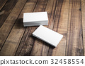 Blank business cards 32458554