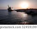船 船體殘骸 海 32459199