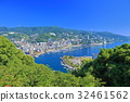 Atami hot spring town distant view 32461562