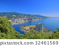 Atami hot spring town distant view 32461569