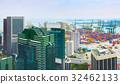 Singapore industrial port area 32462133