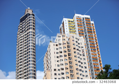 Residential  building at Kennedy Town hk 2017 32463068