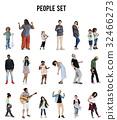 isolated, lifestyle, music 32466273