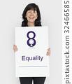 Women International Day Celebration Concept 32466585