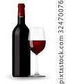 葡萄酒 紅酒 酒 32470076