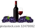 葡萄酒 紅酒 酒 32470082