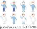 藍領工人 工人 作業員 32471204