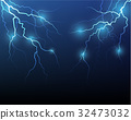 vector lightning flash strike background 32473032