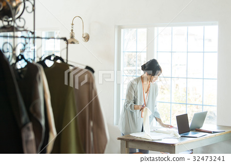 工作女士(服装) 32473241