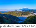 fuji, mountain, fuji-san 32473345