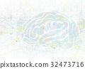 人工智能圖像 - 白色 32473716