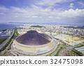 穹顶体育场 球场 圆屋顶 32475098