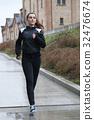woman, outdoor, sport 32476674