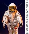 Russian astronaut spacesuit in Saint Petersburg 32478611