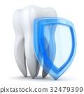 牙齿 保护 防护 32479399