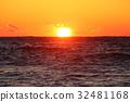 日落 夕陽 晚霞 32481168