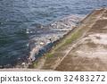 바다의 표착 쓰레기 32483272