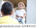 蹺蹺板 孩子 小孩 32484143