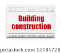 construction, building, newspaper 32485728