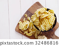 Potato chips 32486816