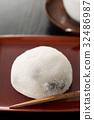 찹쌀떡, 일본식 과자, 일본 과자 32486987