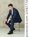Businessman 32487770