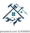 房屋 修理 房子 32489866