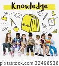School Institute Study Learning Concept 32498538