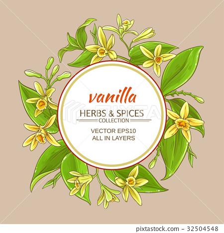 vanilla vector frame 32504548