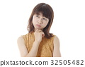female, lady, woman 32505482