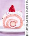 奶油 乳霜 甜点 32506635