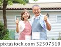 年長 夫婦 一對 32507319