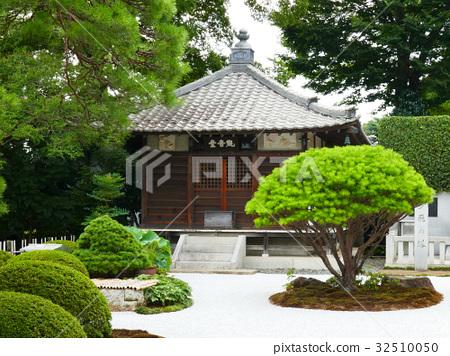 武藏村山市Zenji寺的Kannondo 32510050